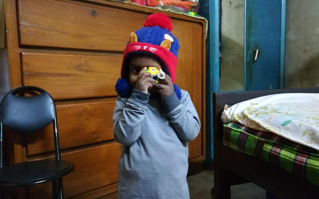 Barnleksaker som gör barnrummet roligare