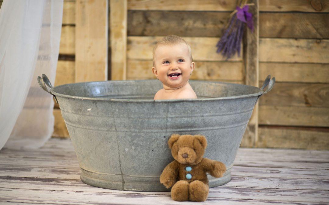 Roliga handdukar till ditt barn