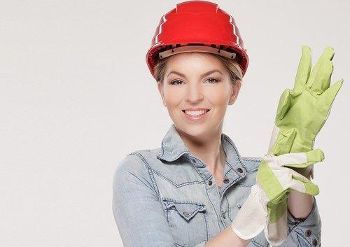 Måla och fixa bostaden